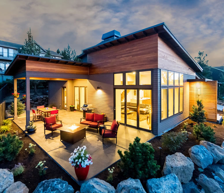 Custom Homes For Bend Home Builder Sienna