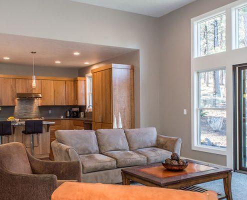 Mt Shasta – Great Room off Kitchen